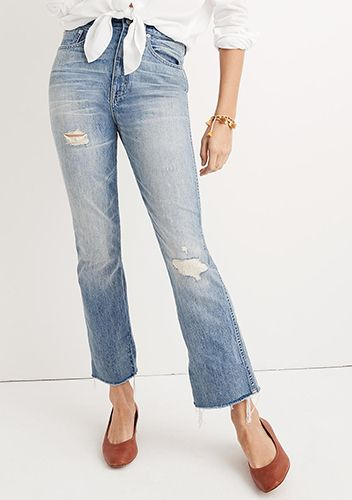 4 Jean Trends Everyone Will Be Wearing This Spring (& They