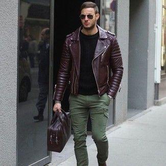 New Men's Genuine Lambskin Leather Jacket Brown Slim fit Biker Motorcycle jacket\\. New Men's Genuine Lambskin Leather Jacket Brown Slim fit Biker Motorcycle jacket\\.