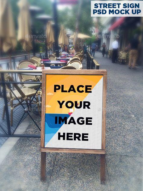 Street Sign Psd Smart Object Mock Up Design Download Http Graphicriver Net Item Street Sign Psd Smart Object Mock Up 12007234 R Street Signs Mocking Mockup