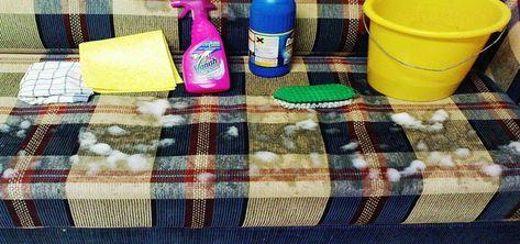 طريقة تنظيف الكنب المتسخ من البقع التي قد يتعرض لها من أصعب الأمور التي تواجه ربات المنزل فكما نعلم جميع ا أن غرفة الكنب أو الصالون أو ا Home Decor Decor Home