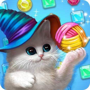Cute Cats: Magic Adventure