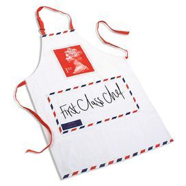 First Class Chef Apron