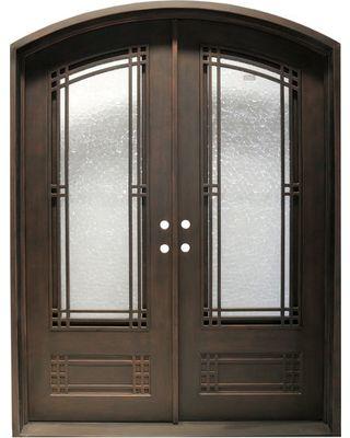 Punch List Iron Front Door Steel Front Door Wrought Iron Front