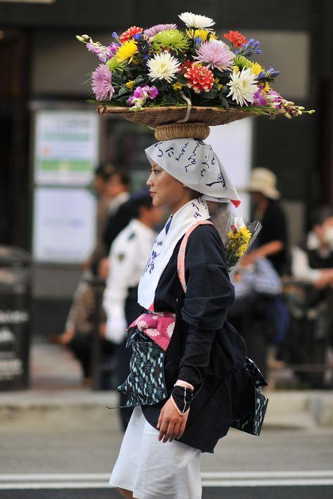 Shirakawame – Kyoto Flower Maidens