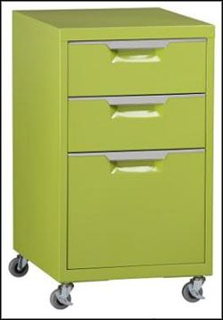 Filing Cabinets For Home With Wheels