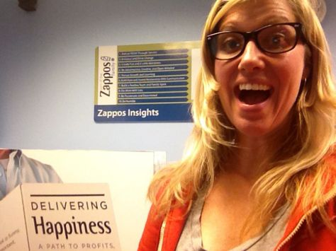WHAT'S ZAPPOS REALLY (REALLY) LIKE?