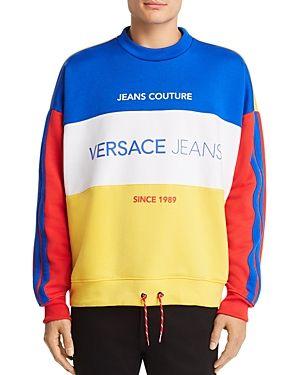 NIKE Sweatshirt mit Message und Logo Print in Weiß online