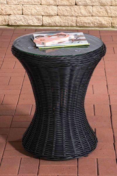 Tisch Sandino 5mm Schwarz Tisch Glastische Und Tischgestell
