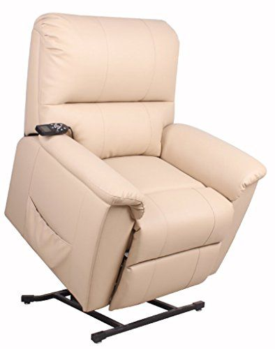 Therapedic Lift Chair Recliners The Oakland Buff Color Gel