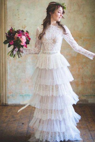 30 Fabulous And Unique Vintage Wedding Dresses To Fit Any Taste Wedding Dresses Vintage Fancy Wedding Dresses Online Wedding Dress