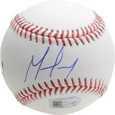 German Marquez Colorado Rockies Autographed Baseball Signedbaseball Rookiecard99 Sportsmemo Colorado Rockies Baseball Autographed Baseballs Rockies Baseball