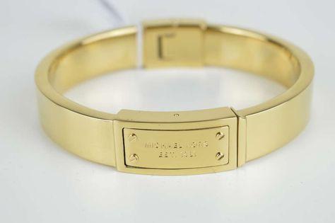Michael Kors Armband Gold MKJ2351710 Armreif Bracelet