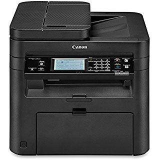 Canon Imageclass Mf247dw Wireless Multifunction Duplex Laser Printer Multifunction Printer Printer Scanner Laser Printer