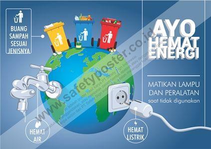 Image Result For Poster Hemat Energi Energi Hemat Listrik