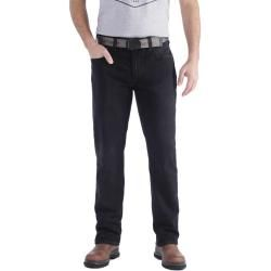 Carhartt Rugged Flex Relaxed Straight Jeans Schwarz 33 CarharttCarhartt