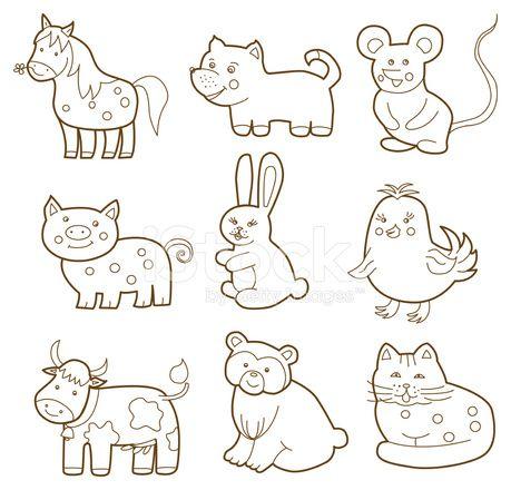 無料の印刷用ぬりえページ ほとんどのダウンロード 動物 塗り絵 Coloring Books Animal Coloring Books Toddler Coloring Book
