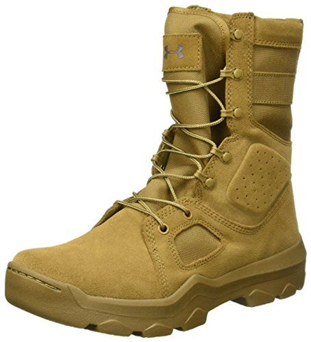 Under Armour Men S Fnp Military And Tactical Boot 728 Coyote Brown 9 In 2020 Tactical Boots Boots Military Tactical Boots
