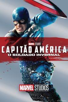 Capitao America 2 O Soldado Invernal Capitao America Poster