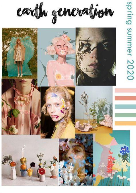 MACRO TREND BOARDS: SPRING SUMMER 2020 | Kynza Kendall-Jones  #boards #Kendall #KendallJones #kynza #macro #spring #Summer #Trend