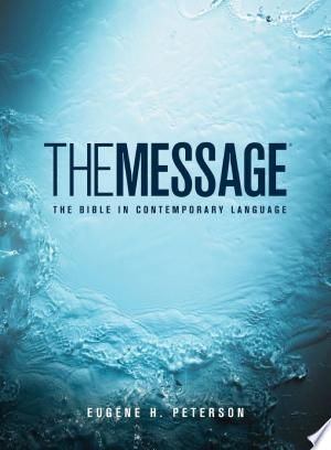The Message Free Book Pdf Download Bible Translations Paraphrase