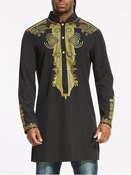Shrine Mens Victorian Gothic Steampunk Formal Empire Tuxedo Shirt Ivory