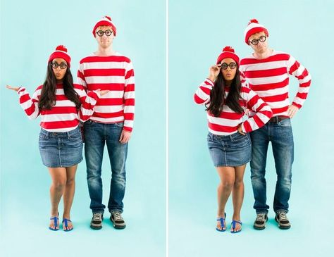 45 Last Minute Couple Costumes You Can Totally DIY by Halloween