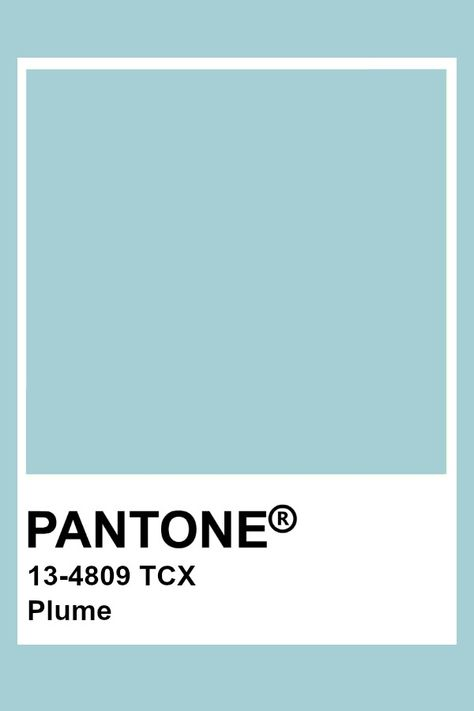 Pantone Plume