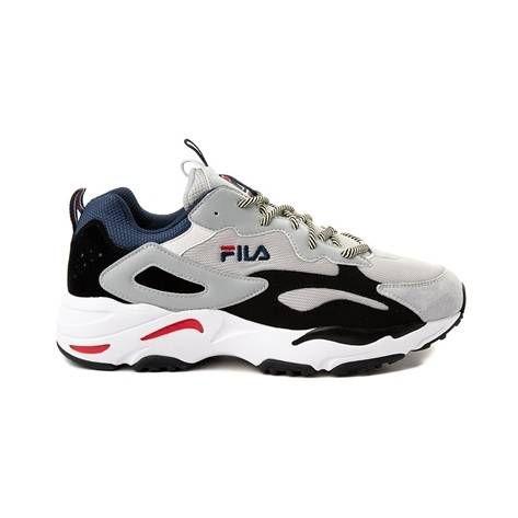 Mens Fila Ray Tracer Athletic Shoe