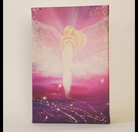 Leinwanddruck Engelbilder