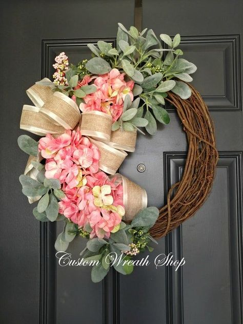 Farmhouse Wreath,Country Wreath,Front Door Wreath,Grapevine Wreath,Rustic Wreath,Spring Wreath,Lamb's Ear Wreath,Cottage Wreath,Wreaths,  #door #Ear #Farmhouse #farmhousegrapevinewreathgrapevines #WreathCottage #WreathCountry #WreathFront #WREATHGrapevine #WreathLambs #WreathRustic #WreathSpring #WreathWreaths