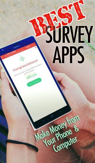 22 Of The Best Survey Apps Earn Cash On Your Phone Trust Scores