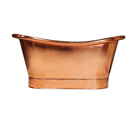 Athens Freestanding Copper Tub By Coppersmith Copper Bathtubs Copper Tub Tubs For Sale