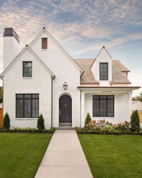 Exterior Paint Inspiration - Simply Organized