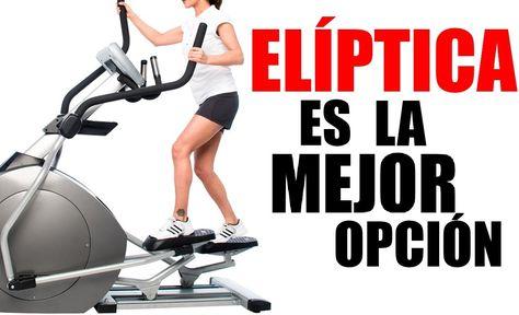 Bicicleta eliptica ayuda a bajar de peso