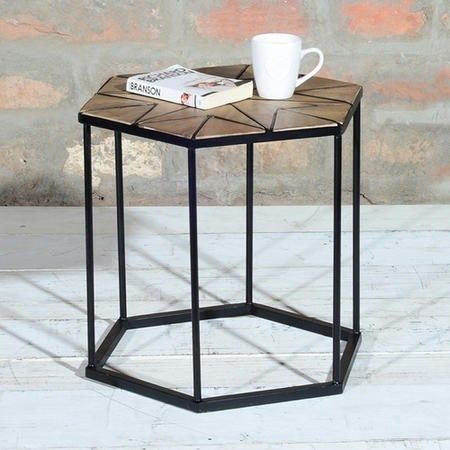 Industrial Side Table Suri Furniture123 Coffee Table Table