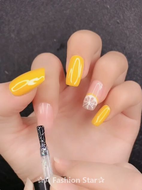 Fruit Nail design - 20 Best Nail designs For 2019