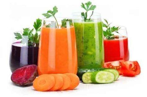 dieta cu sucuri de legume si fructe)