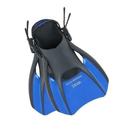 Aqualung Us Divers Trek Travel Fin Large Men S 10 13 Women S 12 In 2020 Snorkeling Fins Swimming Snorkel Us Divers