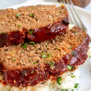 Pin On Meatloaf