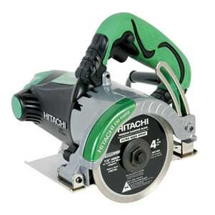 Hitachi Cm4sb2 11 6 Amp Tile Saw Hitachi Circular Saw