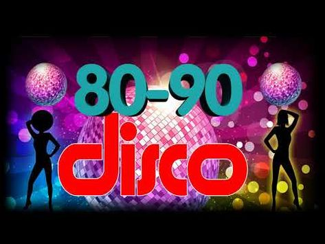 Musica Disco De Los 80 Y 90 En Ingles Youtube Disco Music Songs Mixing Dj