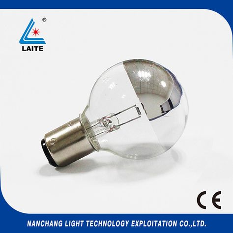Wy Incandescent Lamps 24v 25w Bowl Silver For Hole Style Operation Shadowless Lamp H016164 Hanaulux Ce Cool Things To Buy Lamp Clear Silver