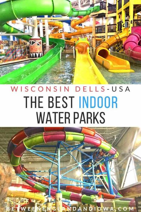 Kalahari vs Wilderness: Best Indoor Water Parks In Wisconsin Dells