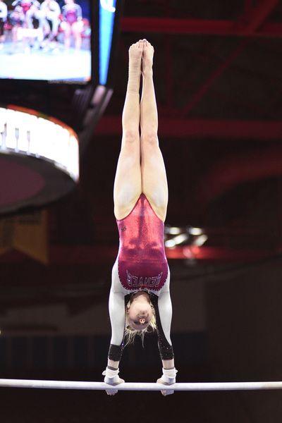 Brittany Johnson Gymnast Facebook