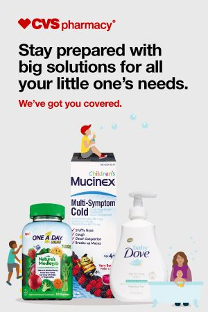 Cvs Pharmacy Has You Covered Childrens Health Newborn Baby
