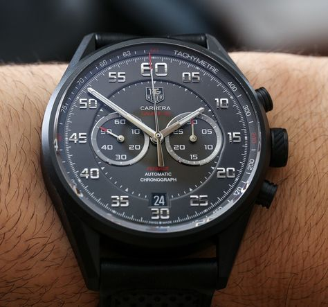 TAG Heuer Carrera Calibre 36 Racing Watch Review