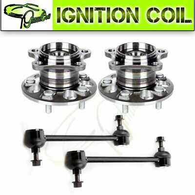 Advertisement Ebay 4 Pieces Rear Wheel Hub Bearings Sway Bars Links Awd Fo Toyota Venza Nissan Sentra Toyota Prius