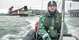 Resultado de imagen de servicio maritimo guardia civil