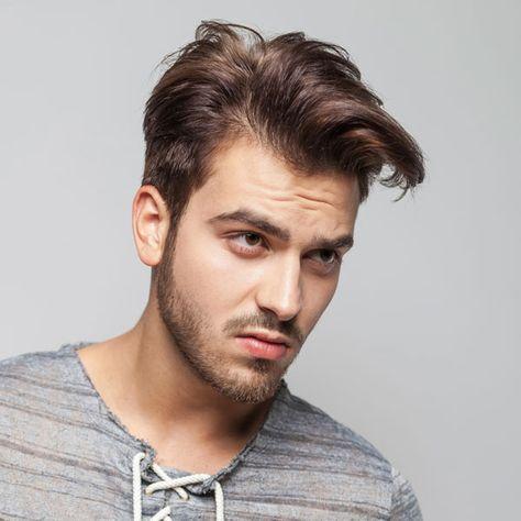 Frisuren Manner Strich Haare Frisur Geheimratsecken Frisuren