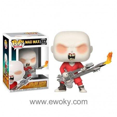 figura De Vinilo Max con pistola Mad Max Funko Pop